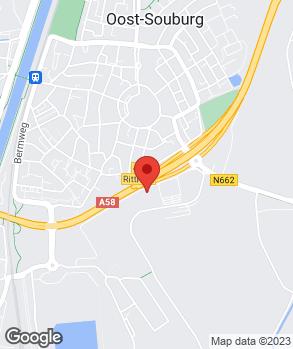 Locatie Citroën | DS Van Beek Vlissingen op kaart