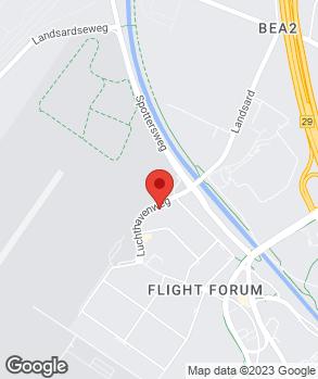 Locatie Autobedrijf F. Kapteijns V.O.F. op kaart