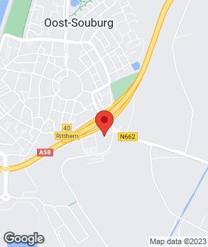 Locatie Dijkwel Auto Shopping Centre op kaart