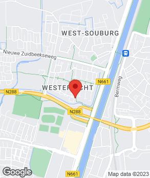 Locatie Autohandel Marco van Pagee op kaart