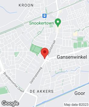 Locatie Autobedrijf Toon van Berlo op kaart