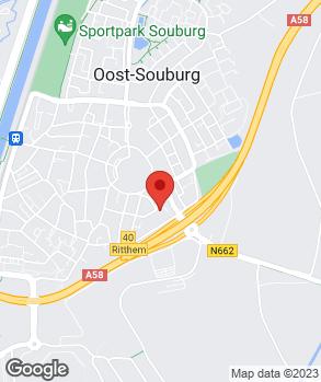 Locatie Autobedrijf Wouters op kaart