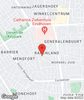 Locatie Autobedrijf Spaan op kaart