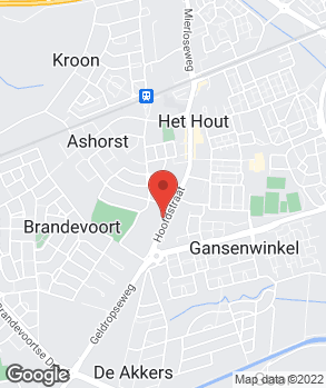 Locatie Garage M. van den Heuvel op kaart