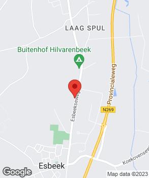 Locatie Eendenspul op kaart