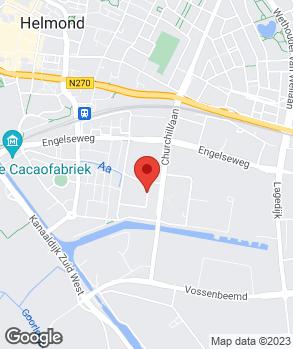 Locatie Deauto.NL op kaart