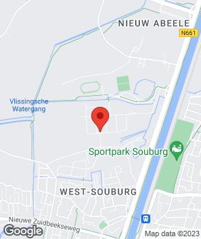 Locatie Autobedrijf Verduijn Lunel op kaart