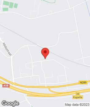 Locatie Carbodyrepair op kaart