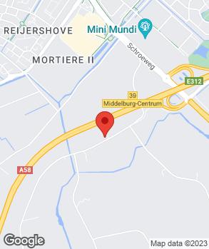 Locatie Autobedrijf Jan Wisse op kaart