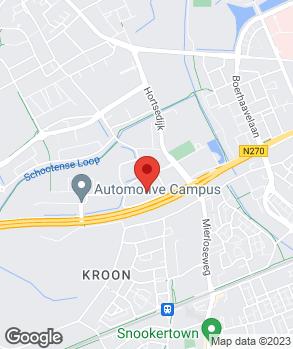 Locatie One Stop Car Service op kaart