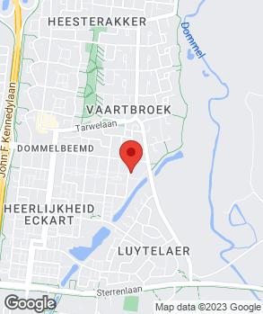 Locatie JTL Rent & Sale B.V. op kaart