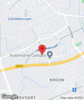 Locatie Bijvelds Car Trading B.V. op kaart