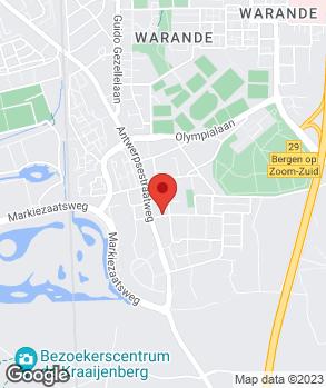 Locatie Autobedrijf Hermans op kaart