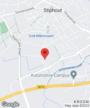 Locatie Wim's Classics op kaart