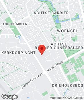 Locatie Vlashuizen B.V. op kaart