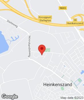 Locatie G&G Autoservice op kaart