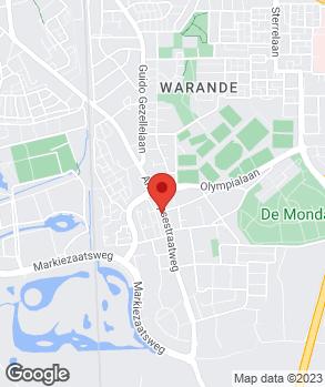 Locatie Autobedrijf Van Laarhoven op kaart