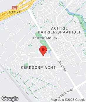 Locatie Autobedrijf Popma op kaart