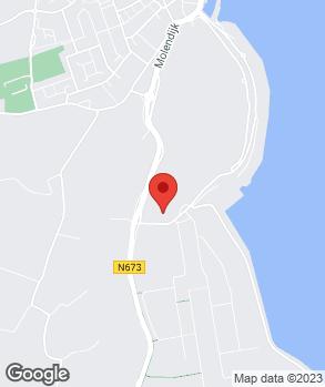 Locatie A.B.S. Yerseke op kaart