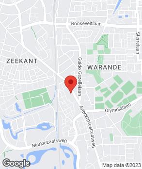 Locatie Autocenter Will Schraven B.V. op kaart