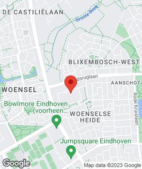 Locatie Driessen Autoschade op kaart