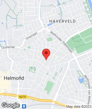Locatie Autobedrijf J. Nelissen V.O.F. op kaart