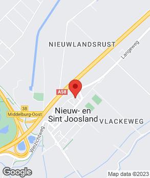 Locatie Auto Baskenburg Vlissingen op kaart