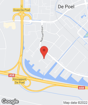 Locatie Voordeelgarage Goes op kaart