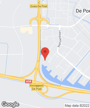 Locatie Auto Accell op kaart