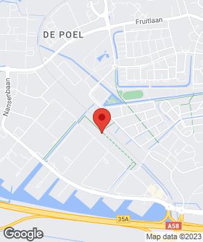 Locatie Autobedrijf Krijn Blaasse op kaart