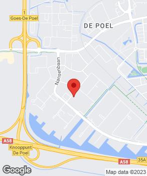 Locatie Autobedrijf Sinke V.O.F. op kaart