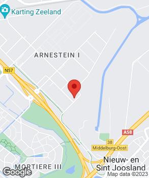 Locatie Autoservice Ram B.V. op kaart
