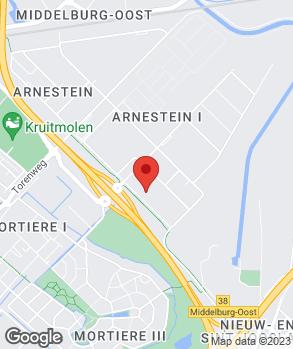 Locatie Rob Van Zweeden Porsche Specialist op kaart