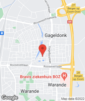 Locatie Autobedrijf Guner B.V. op kaart
