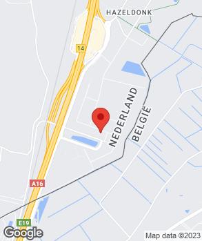 Locatie EXA Car Trading B.V. op kaart