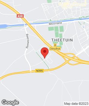 Locatie De Beemd Oirschot op kaart
