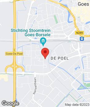 Locatie Stanley Auto Service op kaart