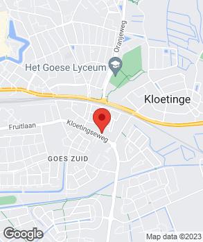 Locatie JLD-Service op kaart