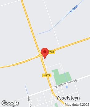 Locatie Autobedrijf Peters op kaart