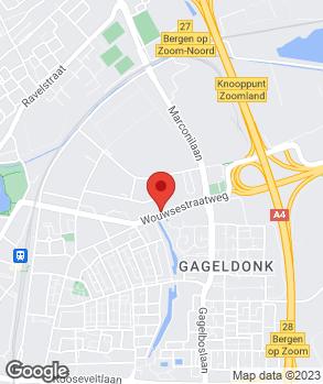 Locatie Autobedrijf Bastians BOZ B.V. op kaart
