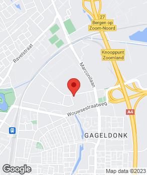 Locatie Autobedrijf Jos Buys op kaart