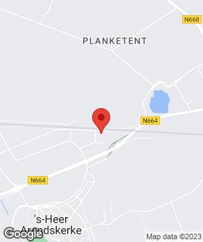 Locatie Autobedrijf Otte op kaart