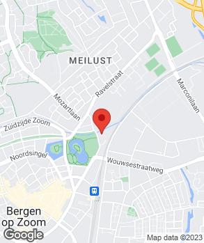 Locatie Autobedrijf De Buitenvest op kaart