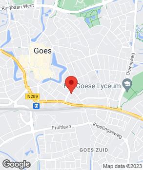 Locatie Automobielbedrijf Van Fraassen B.V. op kaart