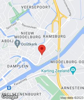 Locatie Autobedrijf van den IJssel op kaart