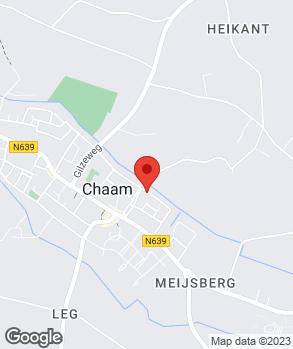 Locatie Garagebedrijf C. Bogaerts op kaart