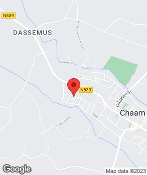Locatie Autobedrijf Donkers op kaart