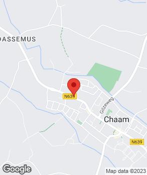 Locatie Autoservice Van Alphen op kaart