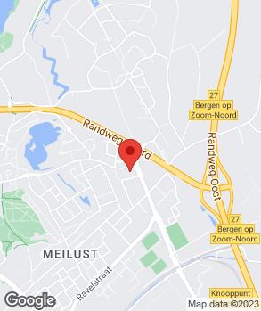 Locatie Autobedrijf Kivano B.V. op kaart