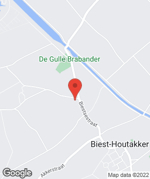 Locatie Autoservice Biest-Houtakker B.V. op kaart